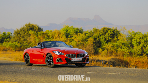 Image Gallery 2019 Bmw Z4 Overdrive