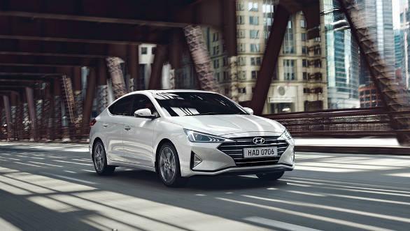 2019 Hyundai Elantra Facelift Unveiled In Malaysia Overdrive