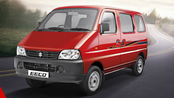 3acb6fbeb 2019 Maruti Suzuki Eeco launched in India at Rs 3.55 lakh, gets airbags and  ABS