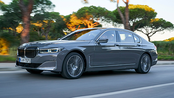 2019 BMW 7 Series facelift first drive review - Overdrive