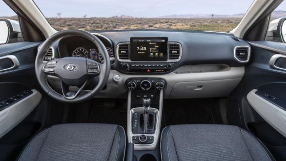 2019 New York International Auto Show Hyundai Venue Suv Showcased