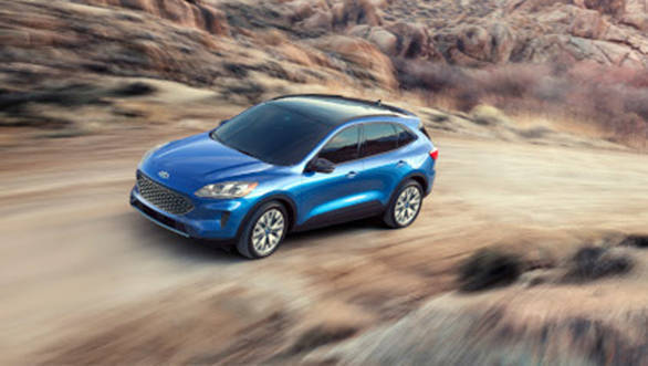 New Ford Puma previewed, positioned above EcoSport in ...