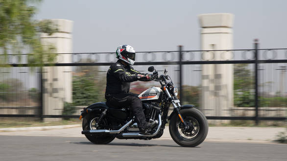 Harley-Davidson Forty Eight 2019