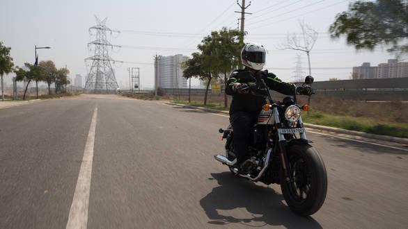 Harley-Davidson Forty Eight 2019