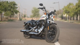 2019 Harley-Davidson Forty-Eight Special image gallery