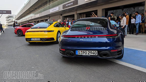 Image Gallery 2019 Porsche 911 Carrera S And Carrera S Cabriolet Launched In India Overdrive