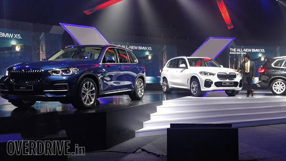 2019 Bmw X5 Suv Launched In India Prices Start At Rs 72 9 Lakh