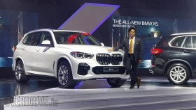2019 BMW X5 SUV launched in India – prices start at Rs 72.9 lakh
