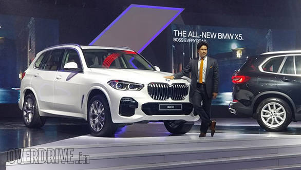 2019 Bmw X5 Suv Launched In India Prices Start At Rs 72 9 Lakh Overdrive