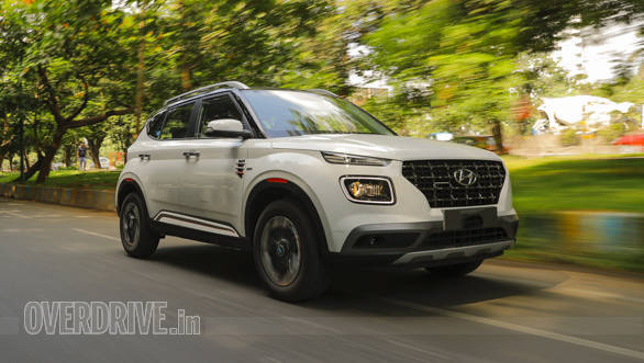 2019 Hyundai Venue automatic first drive review - Overdrive