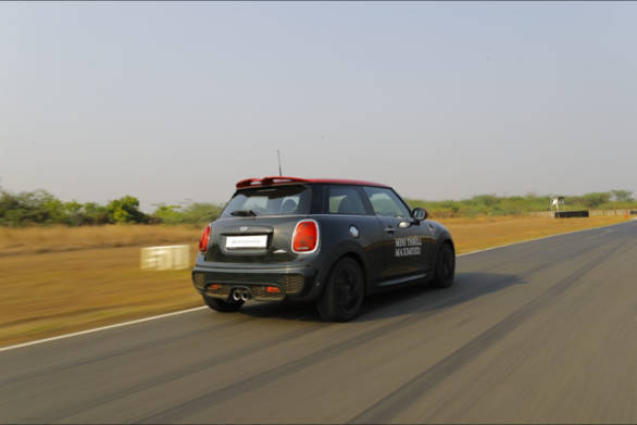 2019 Mini John Cooper Works First Drive Review Overdrive