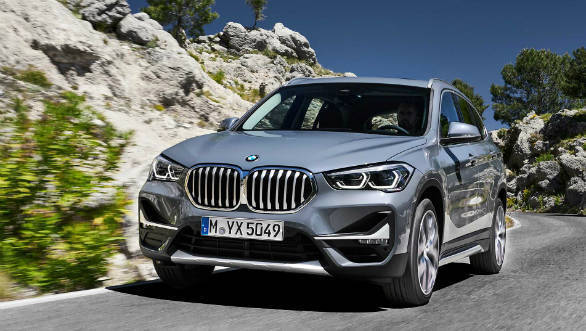 2019 Bmw X1 Suv Facelift Unveiled Internationally Overdrive