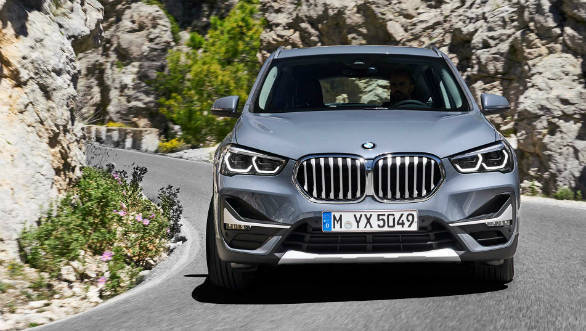 2019 BMW X1: Refreshed, Changes, Price >> Image Gallery 2019 Bmw X1 Facelift Suv Overdrive
