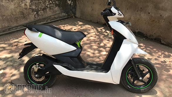 Ather 450 OVERDRIVE