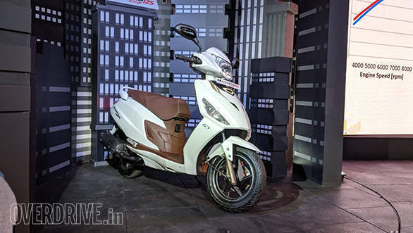 2019 Hero Maestro Edge 125 launched in India at a starting price of