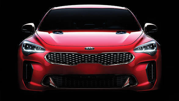 Special feature: The story behind Kia's tiger nose grille