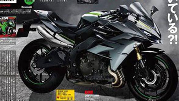 2020 Ninja H2r Top Speed