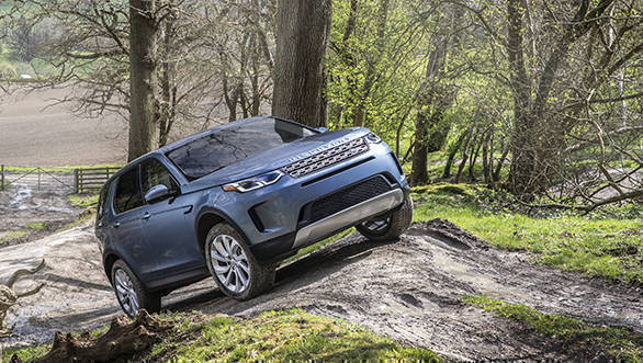 Image Gallery: India bound 2020 Land Rover Discovery Sport