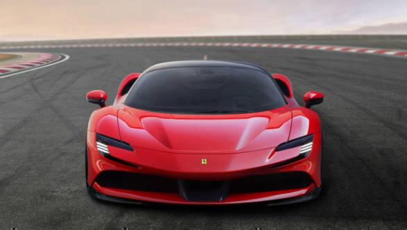Here S The 2019 Ferrari Sf90 Stradale Hybrid Hypercar Overdrive