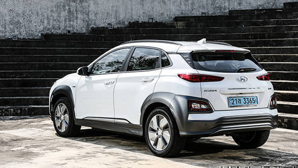 all electric hyundai kona crossover to be launched in. Black Bedroom Furniture Sets. Home Design Ideas