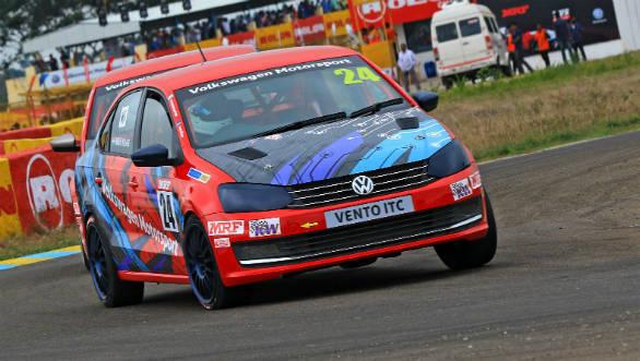 2019 MRF National Racing Championship: Volkswagen Motorsport
