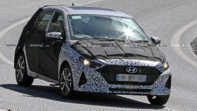 Third generation Hyundai Elite i20 spotted on test – Global and India launch soon
