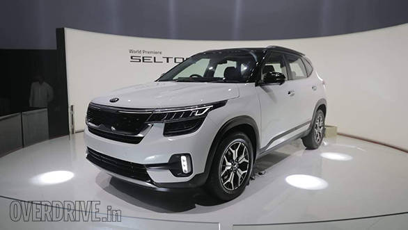 Image Gallery 2019 Kia Seltos Unveiled In India Overdrive