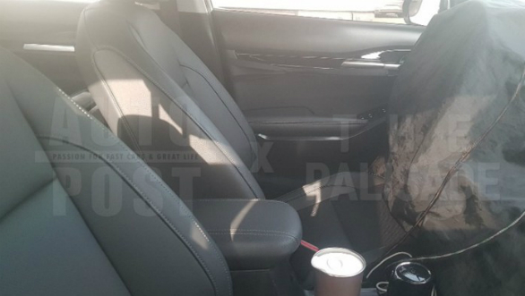 Upcoming Kia Seltos Suv Interior Features Spotted In Spy Pictures