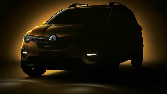 2019 Renault Triber Teased Ahead Of June 19 Reveal Overdrive