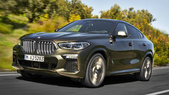 Third Generation Bmw X6 Coupe Suv Unveiled Internationally Overdrive