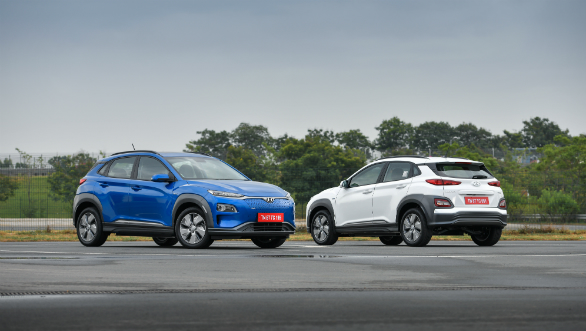 2019 Hyundai Kona Electric 39 2kwh India Spec First Drive Review