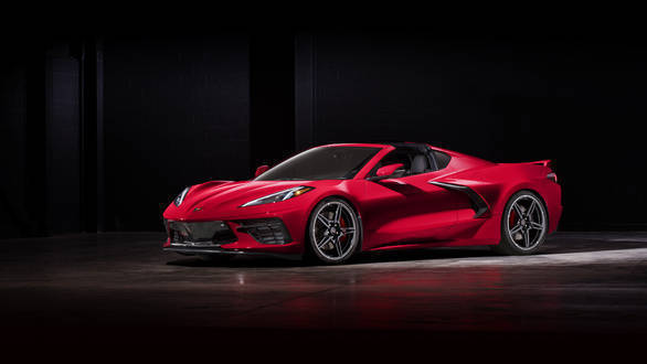 2020 Corvette Stingray Unveiled Internationally Is All New In Its