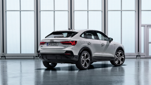 2020 Audi Q3 Sportback Coupe Suv Unveiled Internationally Overdrive