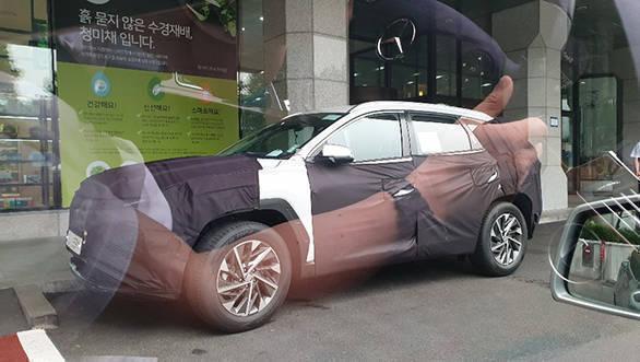 Hyundai Tuscon forth Gen OVERDRIVE