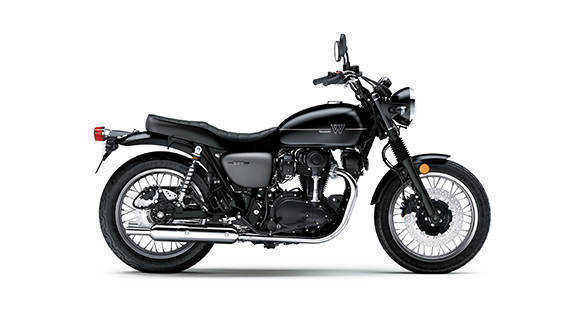 2020 Kawasaki W800 Street Launched In India For Rs 7 99