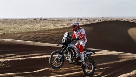 2019 Silk Way Rally: Hero MotoSports Team Rally's Paulo Goncalves finishes second in Stage 9