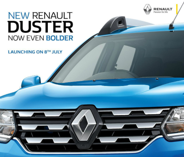 renault duster facelift suv   launched  india  july  overdrive