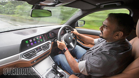 BMW 3 Series 330i G20 review - Overdrive
