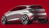 Image gallery: Hyundai Grand i10 NIOS Design Sketches