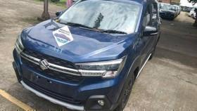 Maruti Suzuki XL6 premium MPV spotted ahead of its India launch
