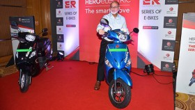 Hero Optima and Hero Nyx electric scooters get a longer-range variant in India