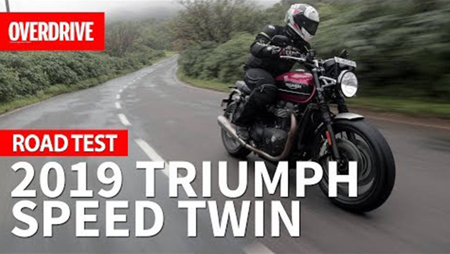 2019 Triumph Speed Twin - Road Test Review
