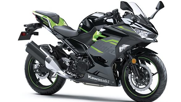 2020 Kawasaki Ninja 400 OVERDRIVE