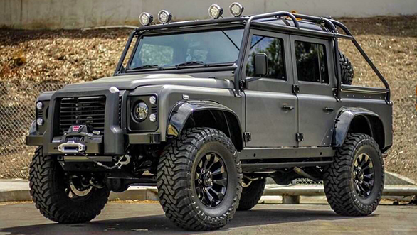 This Land Rover Defender is all the SUV that you really want