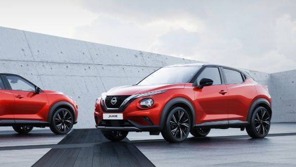 Nissan Juke International spec OVERDRIVE