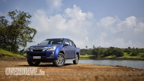 Upcoming BSVI Isuzu D-Max V-Cross expected to not see major price hike
