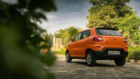 Maruti Suzuki S-Presso First Drive Review OVERDRIVE