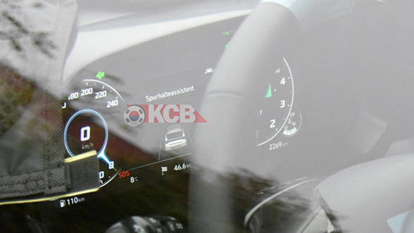 2020 Hyundai Elite I20 Hatchback To Have All Digital Instrument Cluster Overdrive
