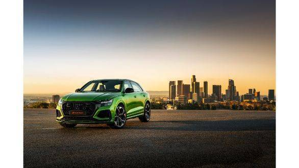 2020 Audi RSQ8 first look
