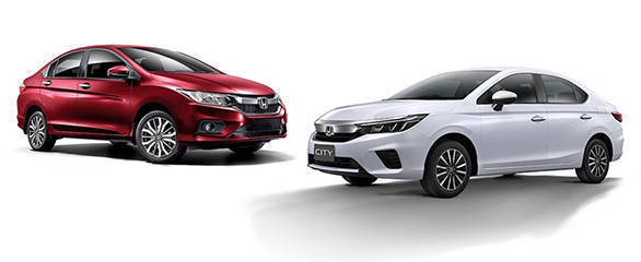 2020 Honda City Vs 2019 Honda City